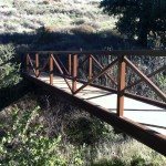New bridge connecting Golden Valley Ranch Open Space to East Walker Ranch