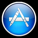 app store icon (round)